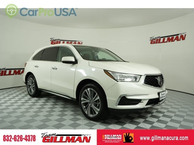 Certified Pre Owned 2017 Acura Mdx With Technology Package