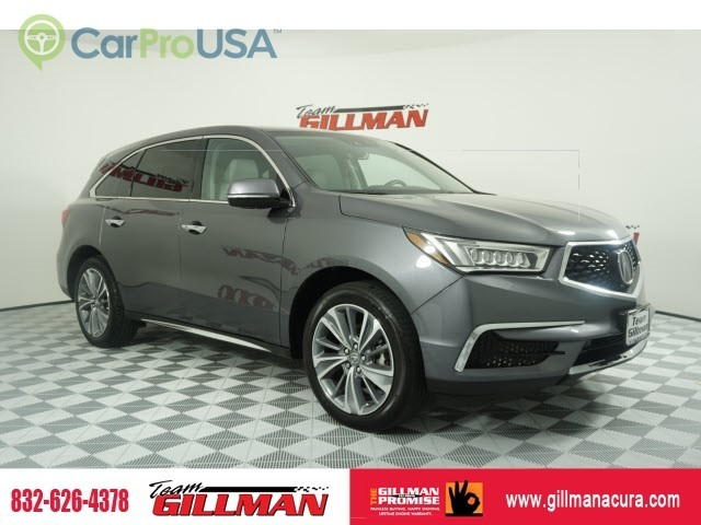 Pre Owned 2017 Acura Mdx Sh Awd Technology Certified