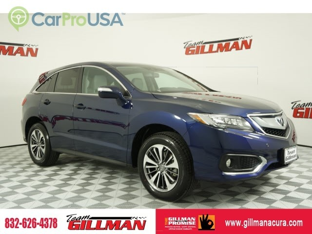 Certified Pre Owned 2017 Acura Rdx With Advance Package